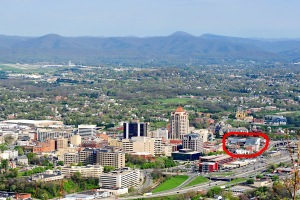 Roanoke: Valley and City